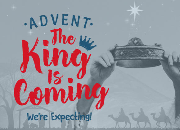 ADVENT: Part 3 – We're Expecting!