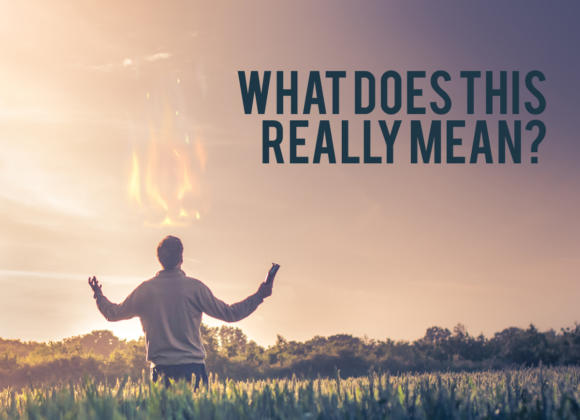 "PENTECOST – ""What Does This Mean"""