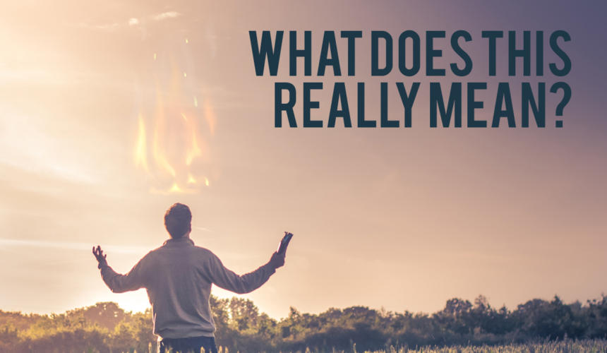 """PENTECOST – """"What Does This Mean"""""""