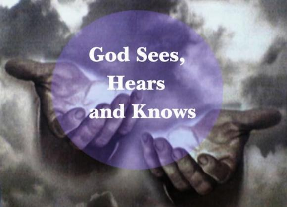 The God who sees and knows