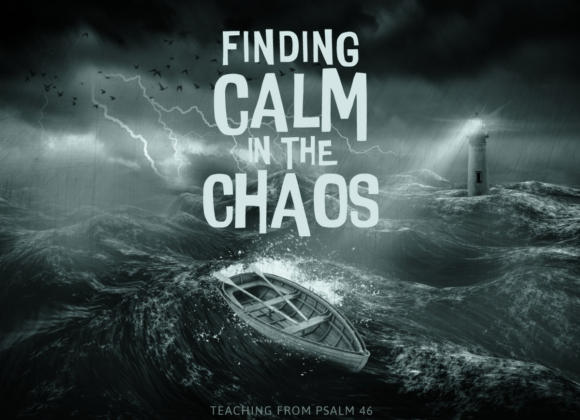 Finding Calm In The Chaos