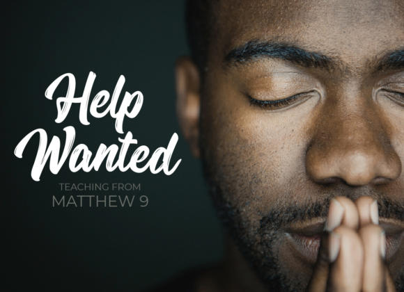 Help Wanted – Outreach Part 1