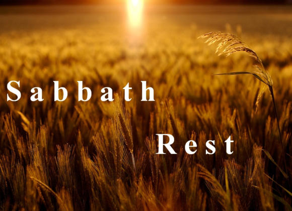 Sabbath – The Rest
