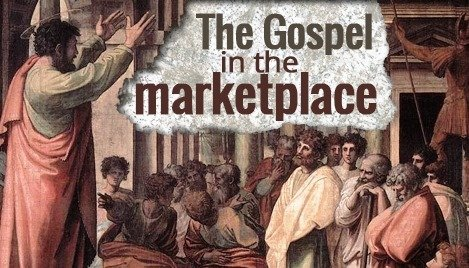 Taking The Gospel To The Marketplace